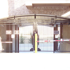 Parking & Security Gates